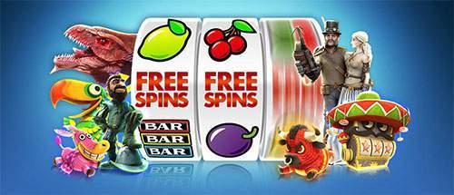 kostenlose Freispiele Bonus bei online Kasino
