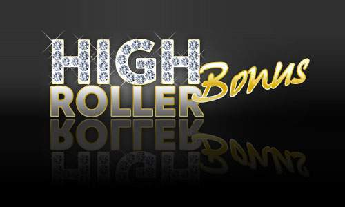 A high roller bonus play for larger amounts and is often reserved for players with a gold or VIP status