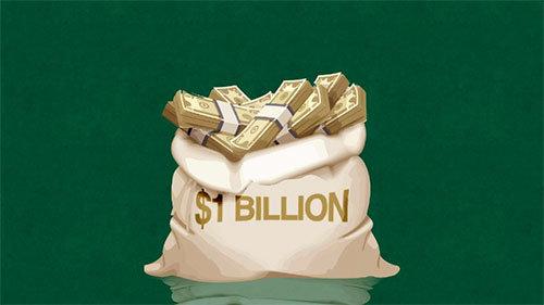 1miljard gestolen van Moldavische banken