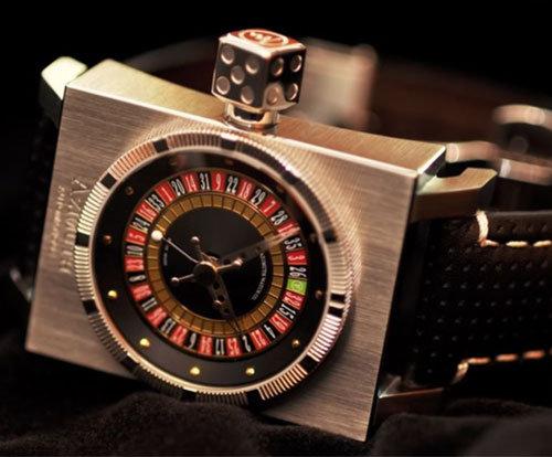 Azimuth Roulette horloge