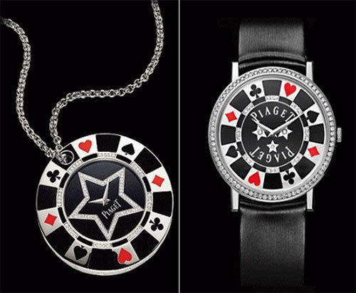 Piaget Casino Themed horloge