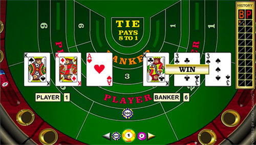 baccarat rules explained how to play baccarat