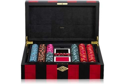 poker cartier