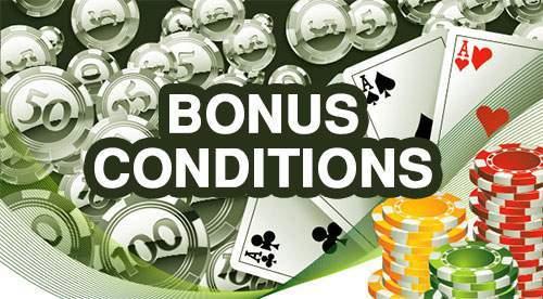 bonusvoorwaarden casino bonus conditions