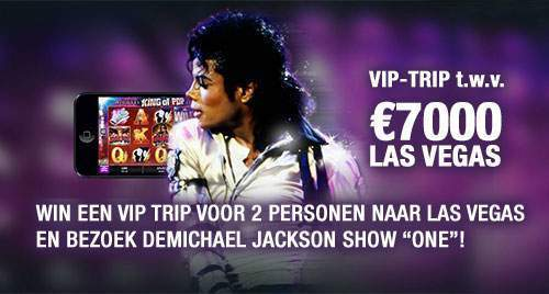 jackson One show in las vegas