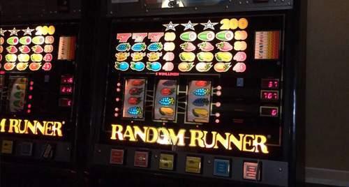 iconische random runner fruitautomaat