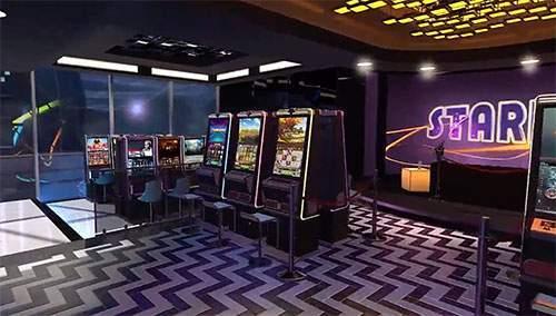 virtual reality casino oculus rift