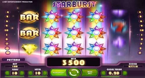 starburst slot game big win