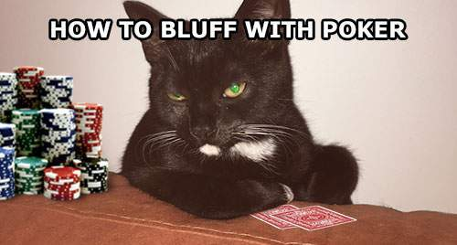 bluffen is een belangrijk onderdeel van poker, maar hoe doe je dit echt goed?