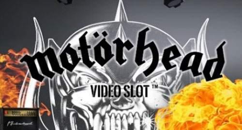 motörhead videoslot netent