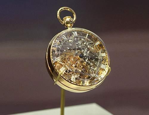 Breguet Grande Complication Marie-Antoinette horloge