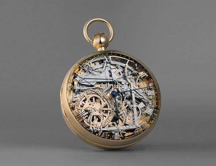 Breguet Grande Complication Marie-Antoinette close-up