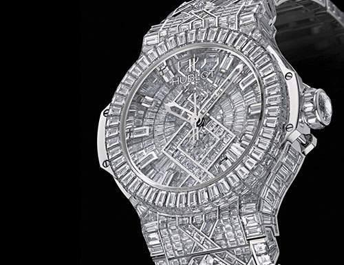 hublot big bang diamonds
