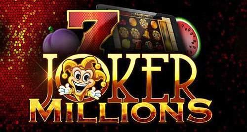 Image result for JOKER MILLIONS