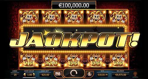 joker millions jackpot