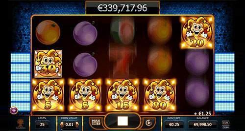 joker millions jackpot game