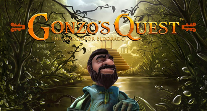 Gonzo's Quest slot game by Net Entertainment