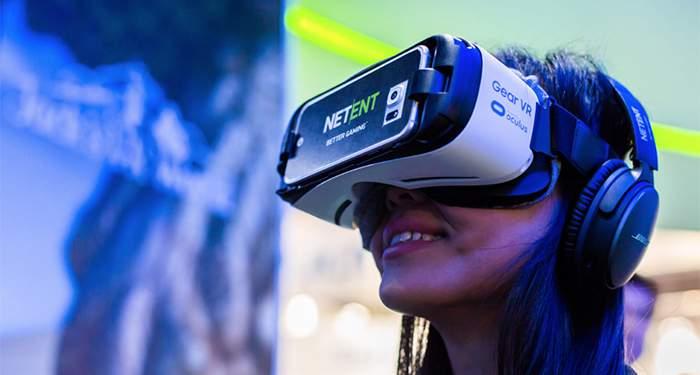 virtual reality netent
