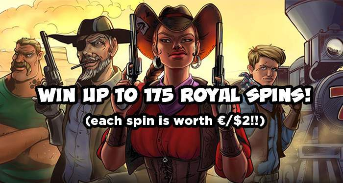 wild wild west win royal spins