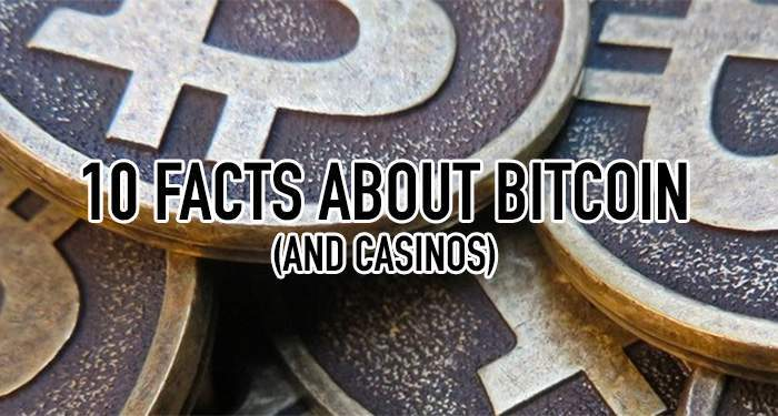 10 facts about bitcoins