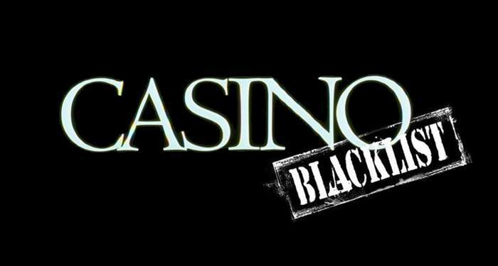 online casino blacklist rogue casinos