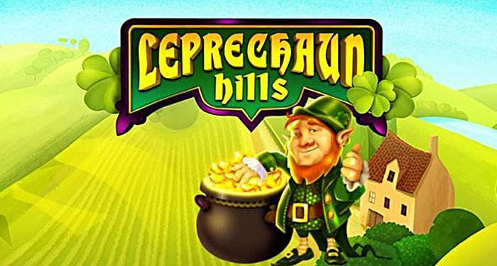 Play for high level free spins at Leprechaun Hills. The new game from Quickspin