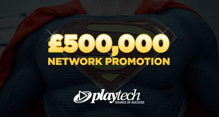 pplaytech 500000 network promotion