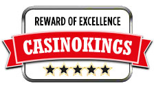 Vera & John casino reward of excellence