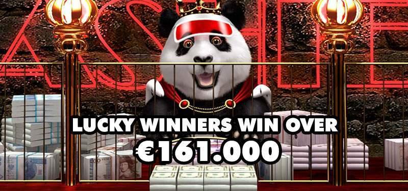 royal panda winners