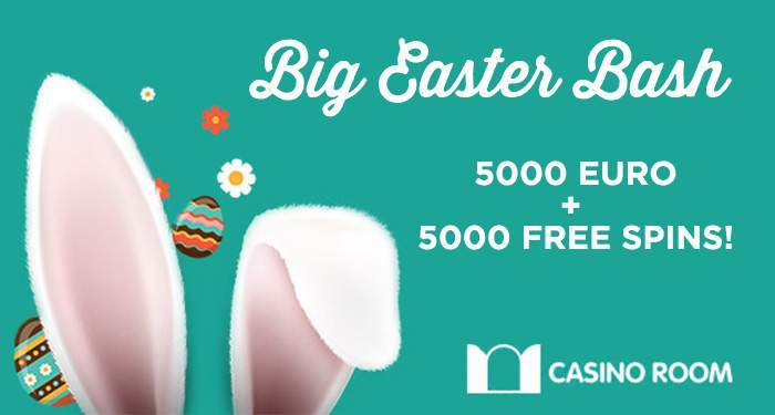 big easter bash 5000 euro and 5000 free spins