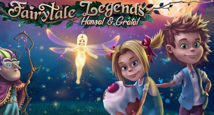 netent fairytale legends hansel and gretel