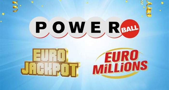 big foreign lotteries powerball eurojackpot euromillions