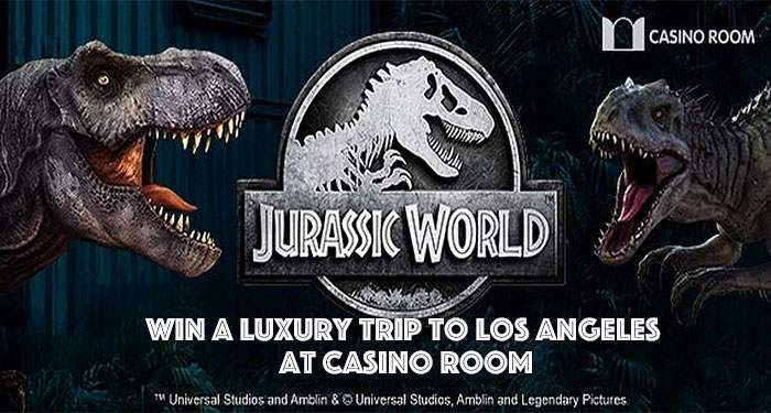 win a trip to Los Angeles with casinoroom
