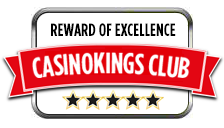 seal reward of excellence for online casino