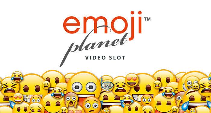 Netent emojiplanet slot