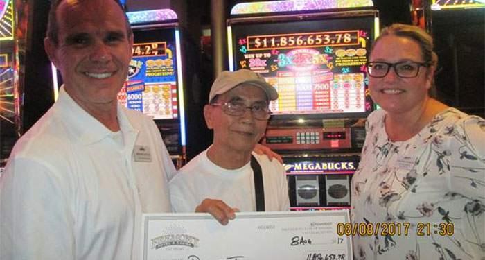 las vegas fremont hotel casino winner