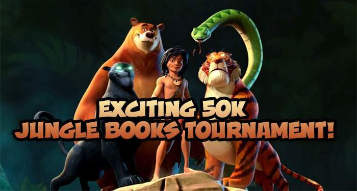 50K jungle books tournament