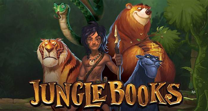yggdrasil jungle books slot review