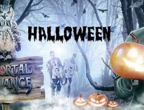 Halloween at Mr. Green!