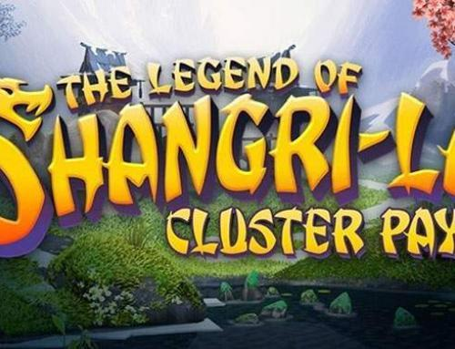 Spin that reel – The Legend of Shangri-la: Cluster Pays slot review