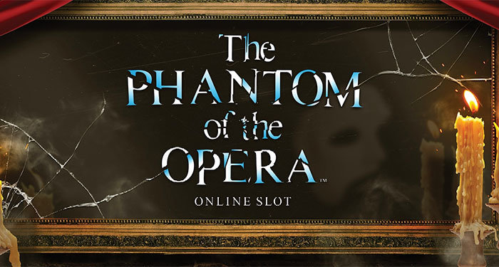 phantom of the opera by Microgaming