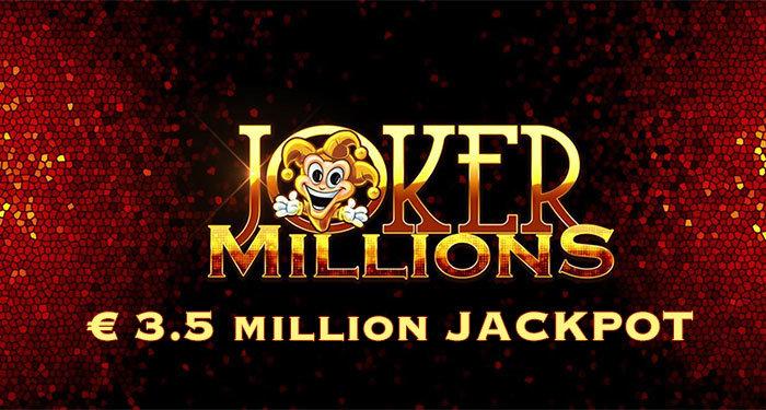 vera & john casino joker millions jackpot win