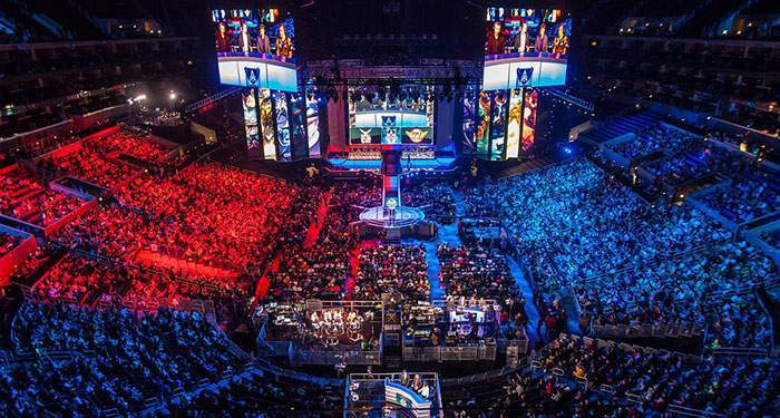 esports market continues to grow