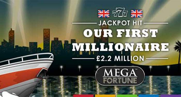 mega fortune jackpot win slotsmillion
