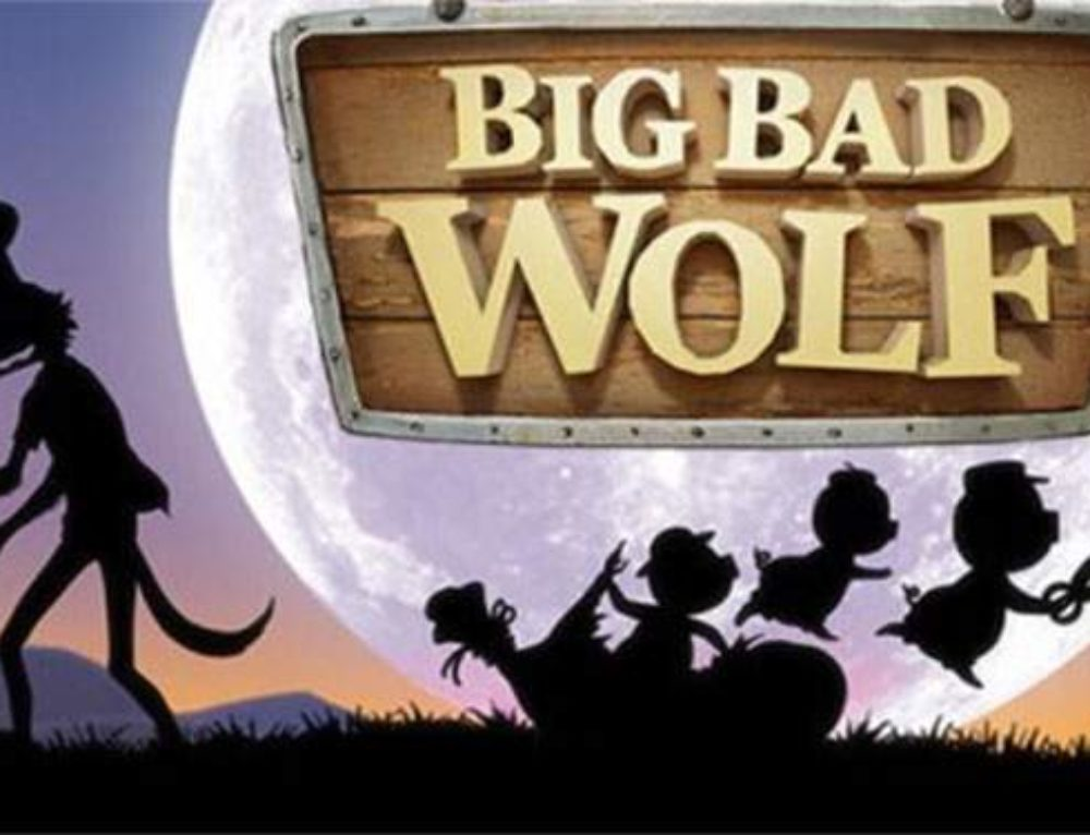 Spin that reel – Big Bad Wolf slot review