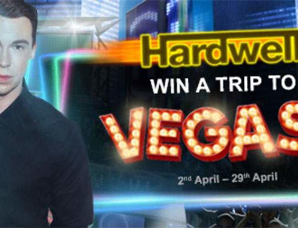 Ga naar DJ Hardwell Live in Las Vegas deze zomer