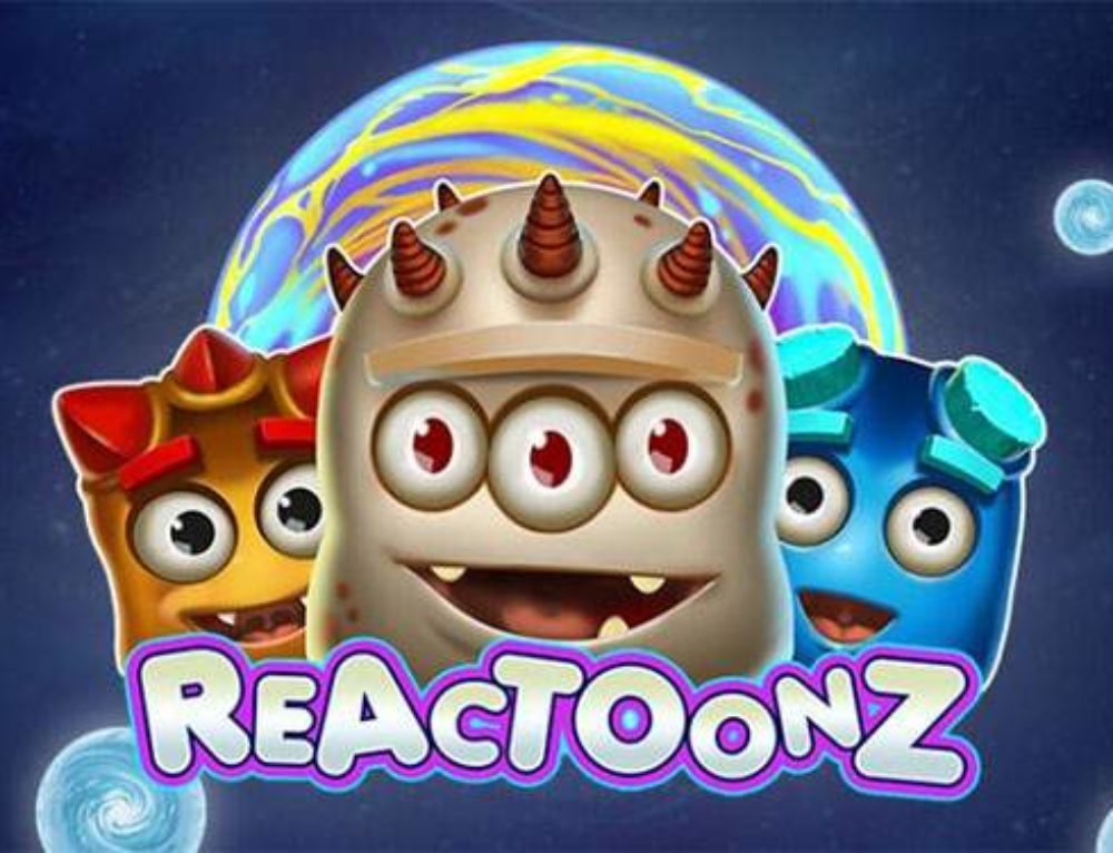 Spin that reel – Reactoonz slot review