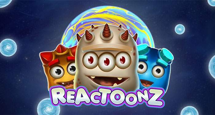 spin that reel reactoonz by Play N' Go slot review