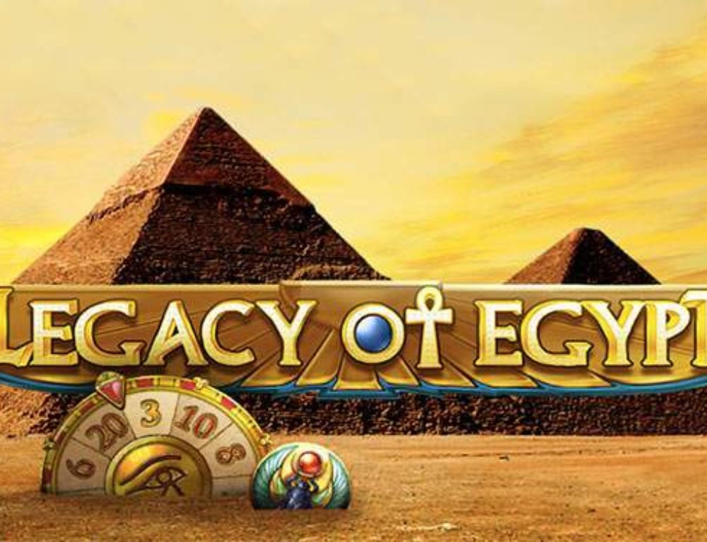Spin that reel – Legacy of Egypt slot review