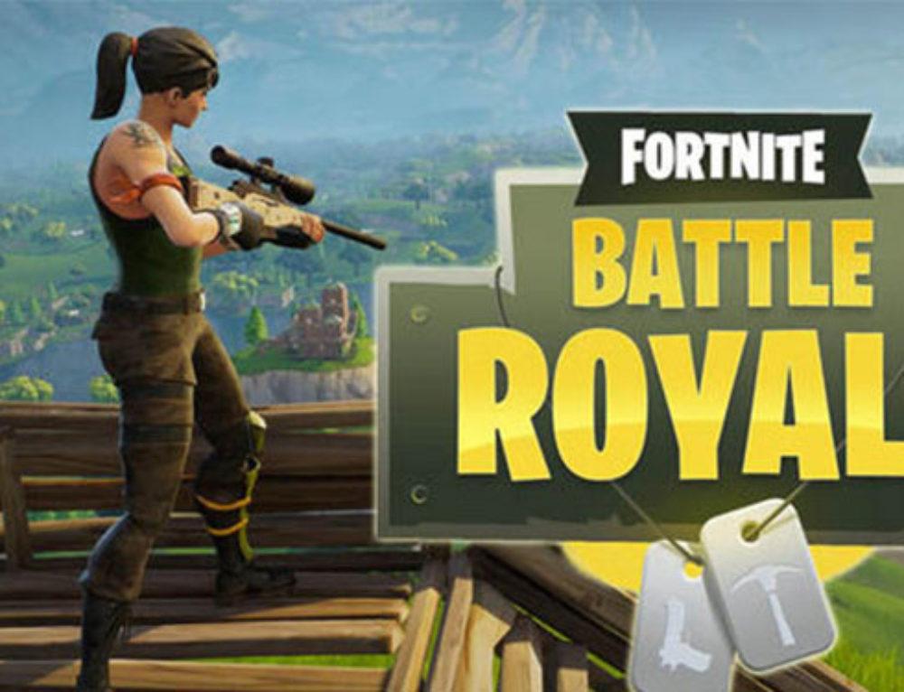 Het nieuwe e-sports fenomeen: Fortnite Battle Royale